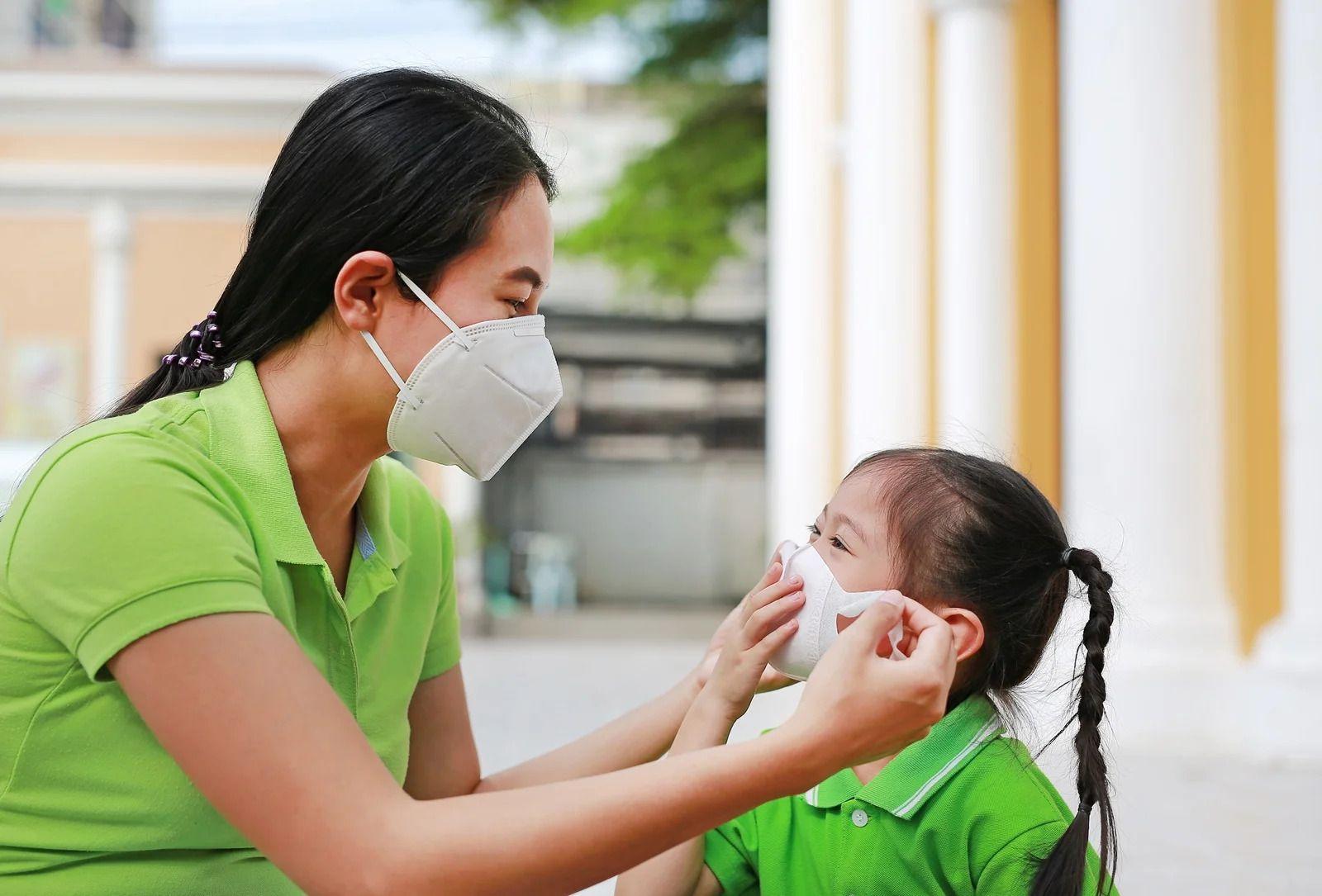 3 cách chăm sóc trẻ em trong mùa dịch COVID-19